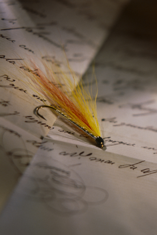 You may have to write home about the big fish you catch!