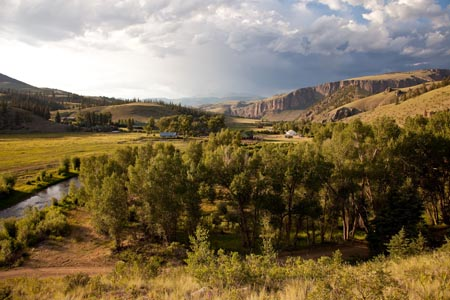 The 4UR Ranch in Creede CO