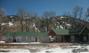 Colorado family vacation ranch gets new spa.