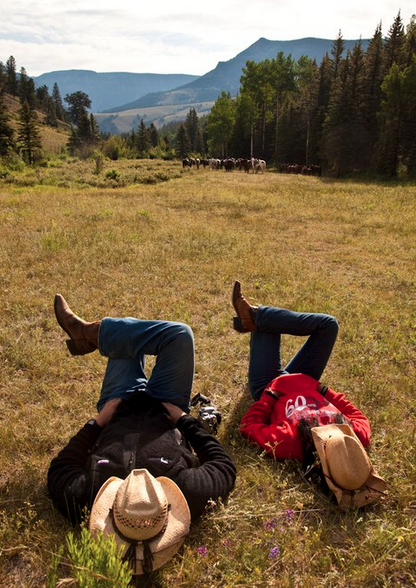 Adults only weeks at 4UR all-inclusive Colorado guest ranch.