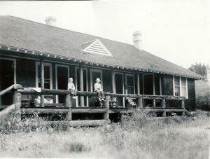 The Ranch House circa 1946.