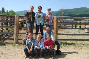Kids Rodeo Champs