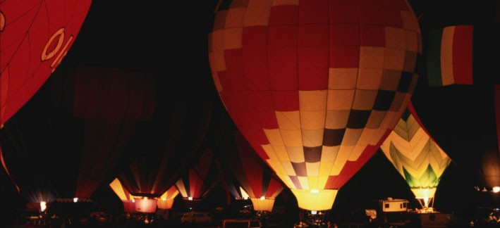 Second Annual Creede Balloon Festival