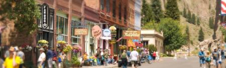 downtown Creede