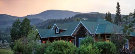 4UR ranch accommodations