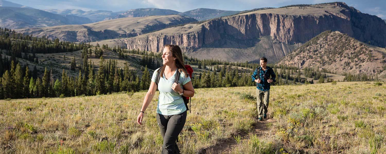 4UR dude ranch hiking and biking