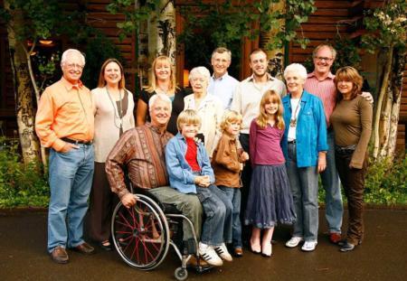 Leavell Pinkerton Family Photo