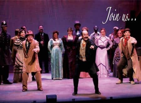 Creede Repertory Theatre Performance