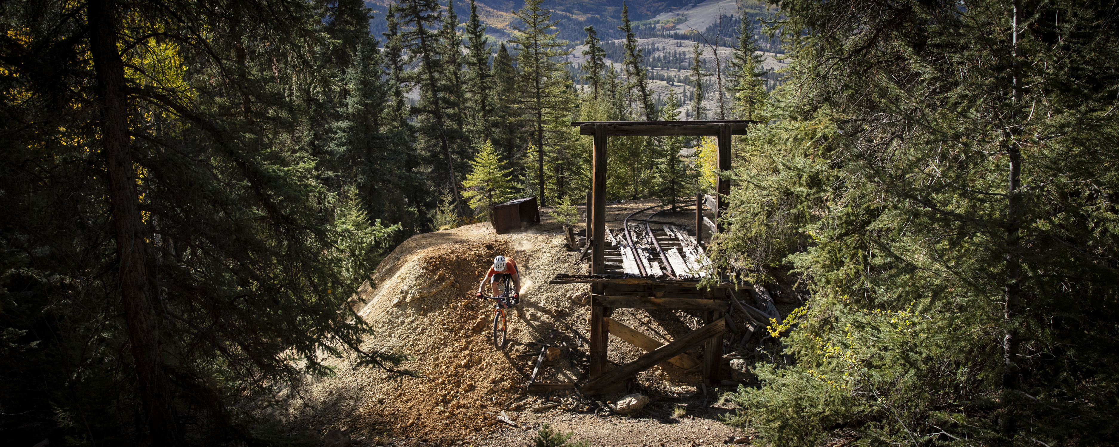 Activities at 4UR Ranch in Creede CO