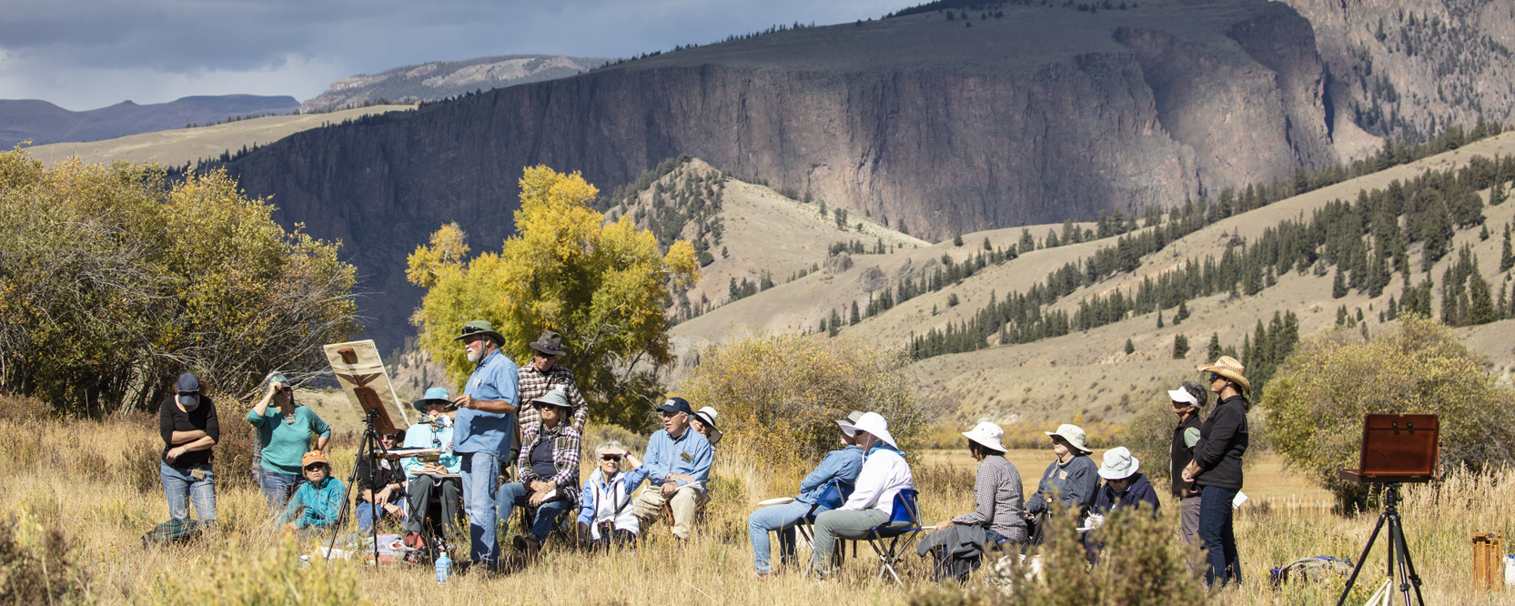 Adult Specialty Weeks at 4UR Ranch in Creede CO