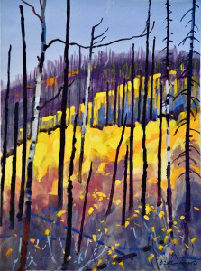 2019 Stephen Quiller Painting Workshops at 4UR Ranch