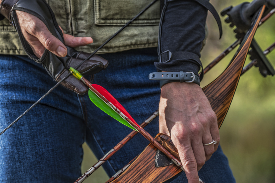 Archery at 4UR Ranch in Creede CO